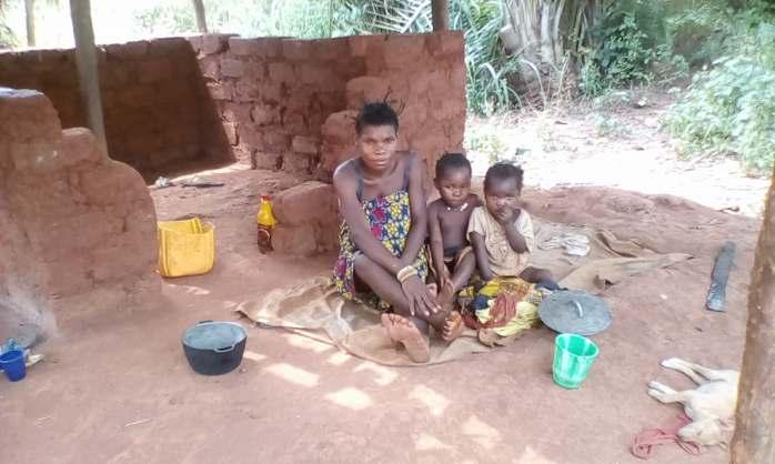 Leute in Sabongo