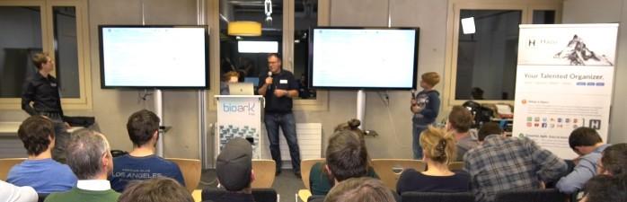 Hazu Meetup BioArk Visp