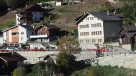 Das Schulhaus von Bratsch